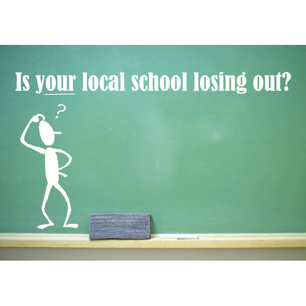 Is your Local School Losing Out?