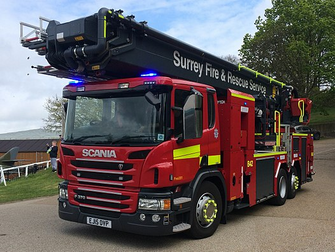 Surrey Fire and Rescue