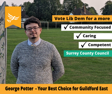George Potter 2021 Graphic
