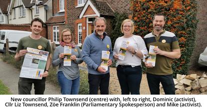 Cranleigh team for PR